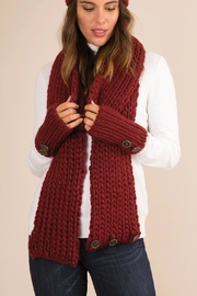 Simply Noelle Fireside Convertible Scarf - Front cropped