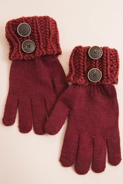Simply Noelle Fireside Knit Gloves - Product Mini Image