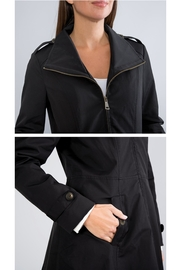 Simply Noelle Fit-And-Flare Rain Coat - Other