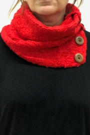 Simply Noelle Button Infinity Scarf - Product Mini Image