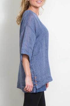 Shoptiques Product: Layered Linen Tee