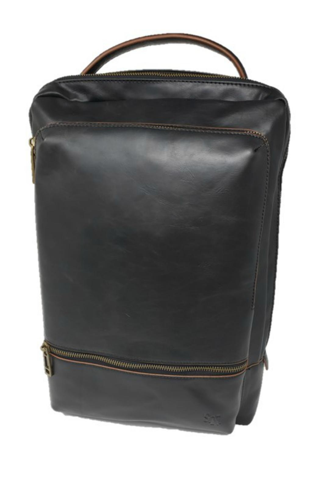 Simply Noelle Outlaw Backpack - Front Cropped Image