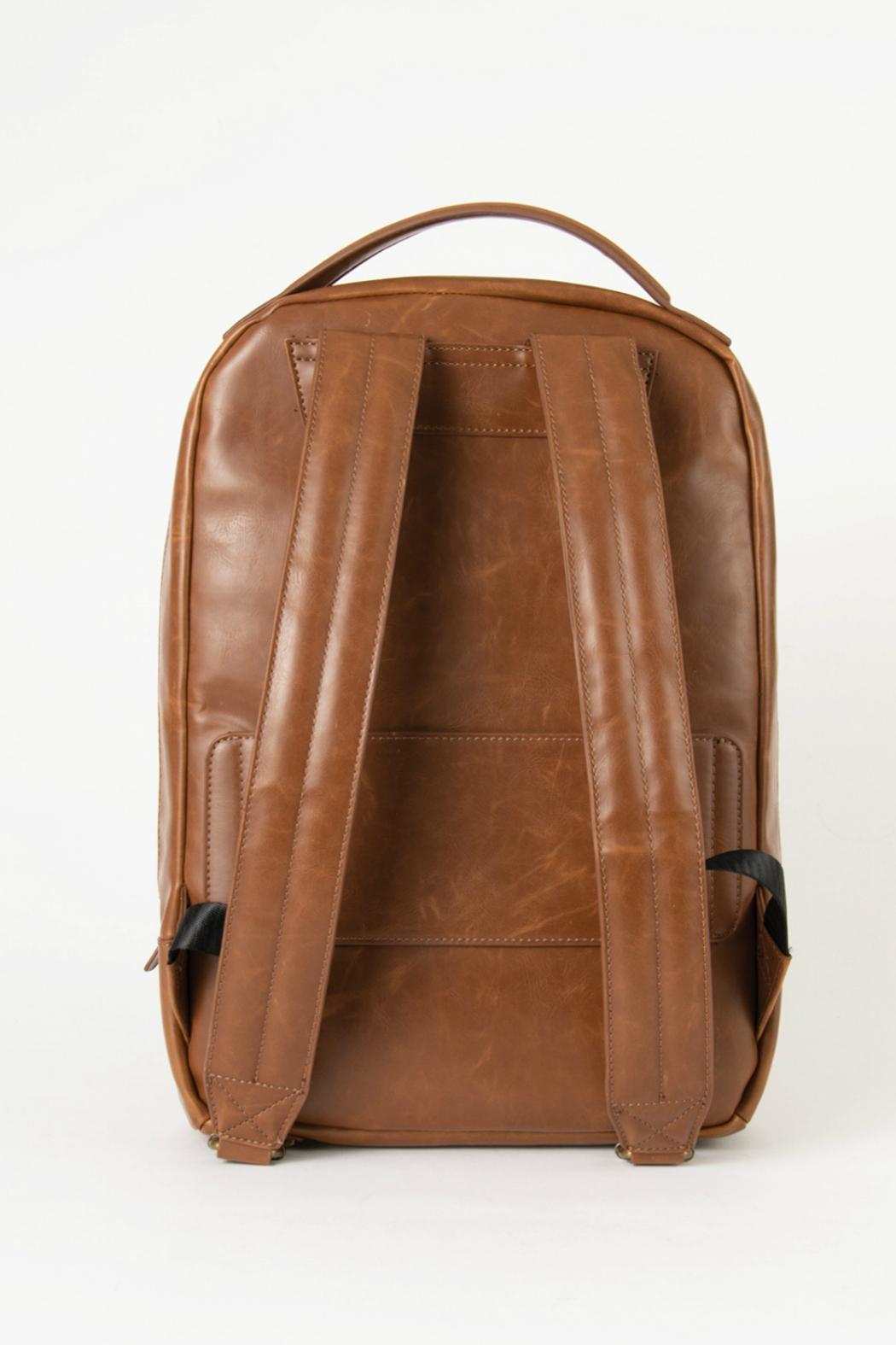 Simply Noelle Outlaw Backpack - Front Full Image