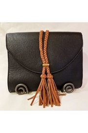 Simply Noelle Purse With Braided Tassel - Product Mini Image