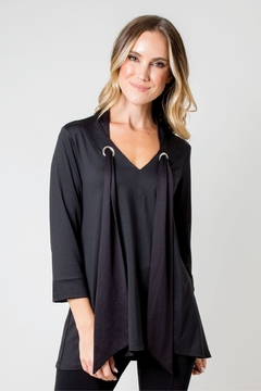 Simply Noelle Scarf Top - Product List Image
