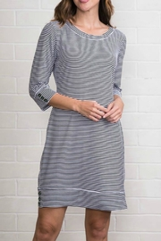 Simply Noelle Striped Dress - Product Mini Image