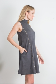 Simply Noelle Studded Dress - Front full body