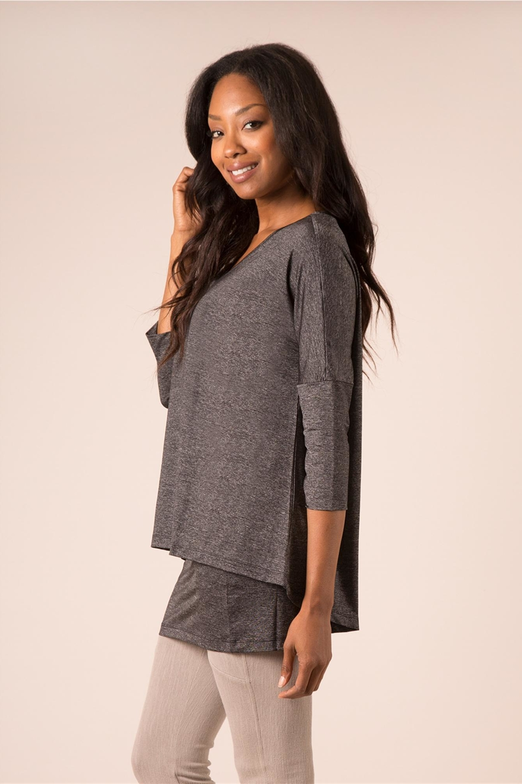 Simply Noelle Super Slimming Top - Front Full Image