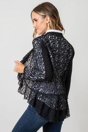 Simply Noelle Vintage Lace Jacket - Product Mini Image