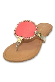 Simply Southern Monogram Flipflops - Product Mini Image