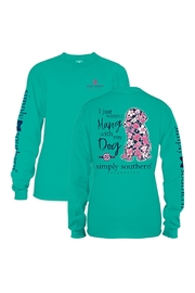 Simply Southern Preppydog Shirt - Product Mini Image