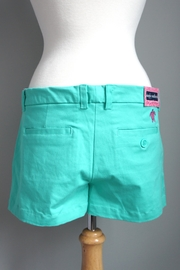 Simply Southern Simply-Southern Twill Shorts - Product Mini Image