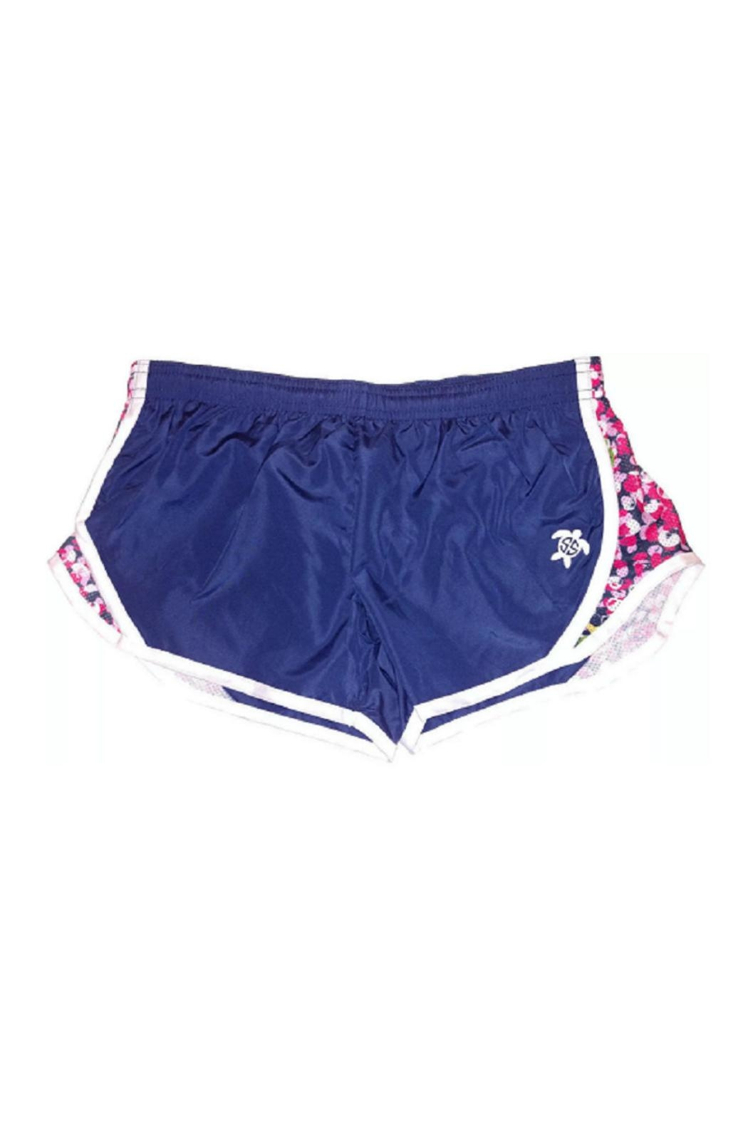 Simply Southern Southern Running Shorts - Front Cropped Image