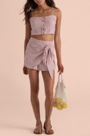 Billabong Sincerely Jules Beyond The Palms Wrap Skirt - Product Mini Image