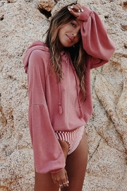 Billabong Sincerely Jules Feeling Free Hoodie - Front cropped