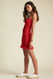 Billabong x Sincerely Jules Playing For Keeps Dress - Front full body