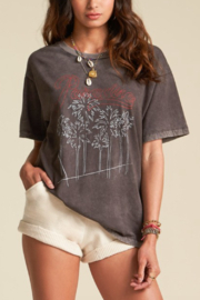 Billabong x Sincerely Jules Poster Child Tee - Front cropped
