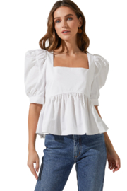 ASTR Sincerely Yours Top - Front cropped