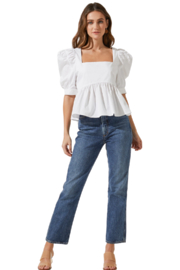 ASTR Sincerely Yours Top - Back cropped