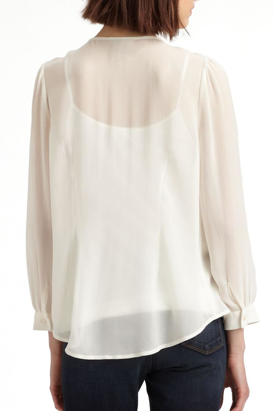 Joie Sinden Ombre Blouse - Front Full Image