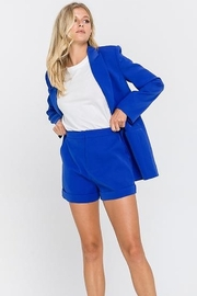 Endless Rose Single Breasted Blazer - Front full body