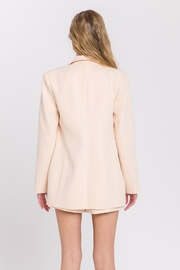 Endless Rose Single Breasted Blazer - Other