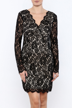 Single Lace Crossover Dress - Product List Image