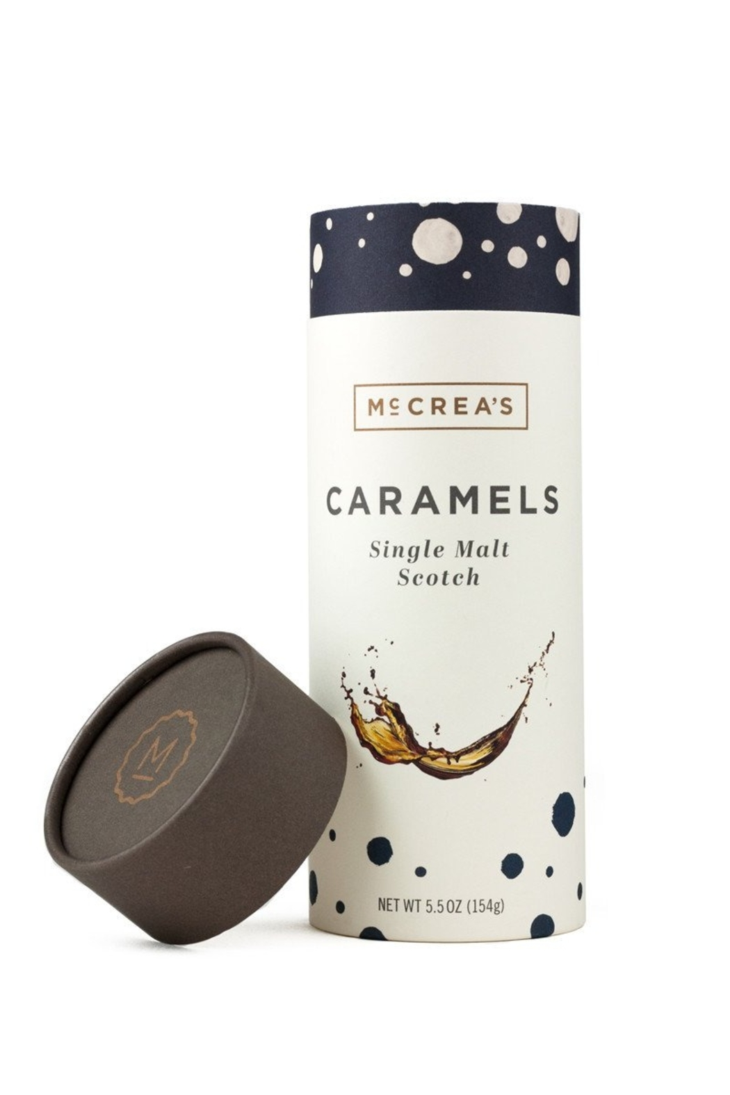 The Birds Nest SINGLE MALT SCOTCH CARAMELS-5.5 OZ - Main Image