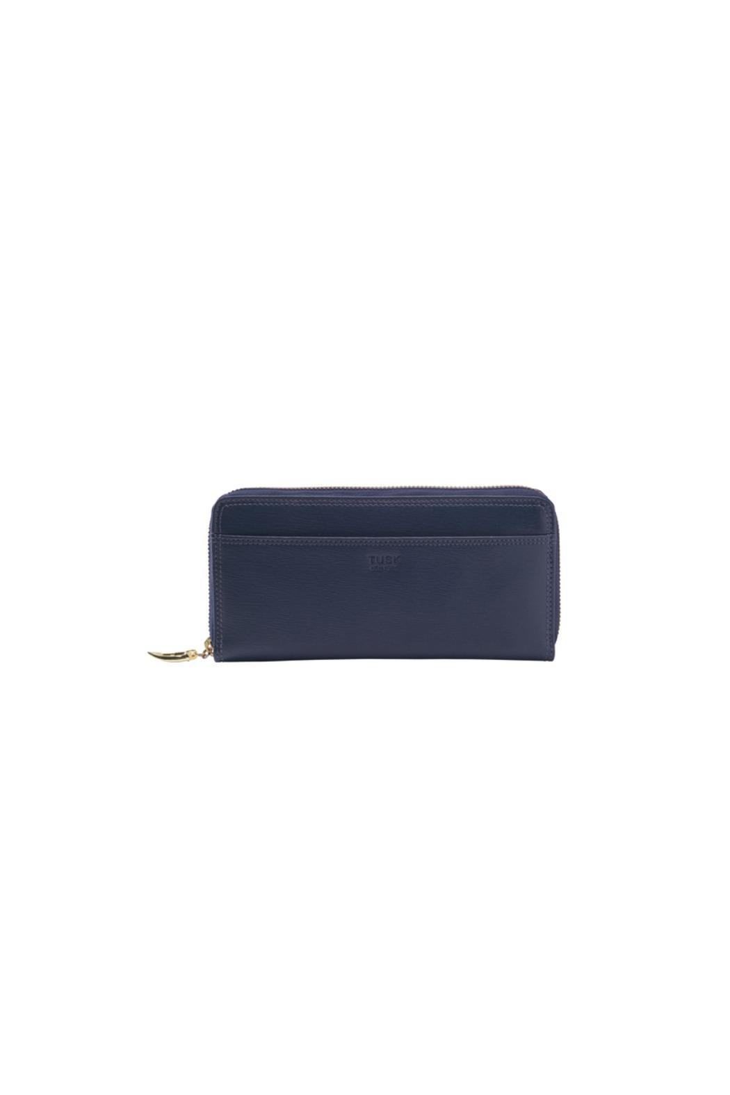Single Zip Wallet - Front Cropped Image