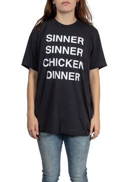 Project Chane Sinner Sinner Tee - Product List Image
