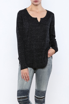 Shoptiques Product: Almost Henley Knit Top