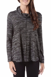 Sinuous Cowl Neck Pullover - Product Mini Image