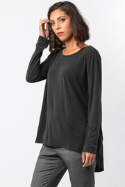 Sinuous Open Back Top - Side cropped
