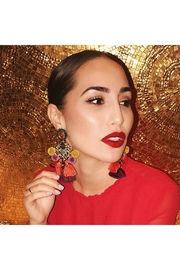 Madison Avenue Accessories Sioban Earring - Product Mini Image