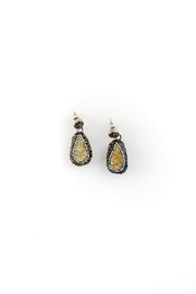 Sioro Jewelry Marble Swarovski Earrings - Product Mini Image