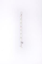 Sioro Jewelry Silver Infinity Bracelet - Product Mini Image