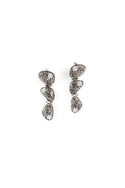 Sioro Jewelry Swarovski Drop Earrings - Product Mini Image