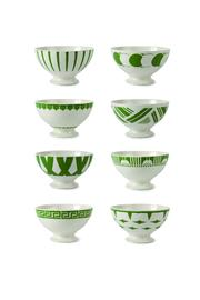 Sir/Madam Deco Aulait Bowls - Front cropped