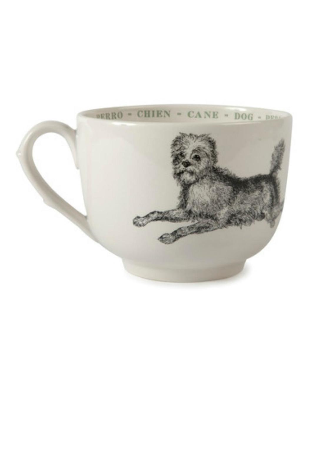 Sir/Madam Dog Fauna Cup - Front Cropped Image