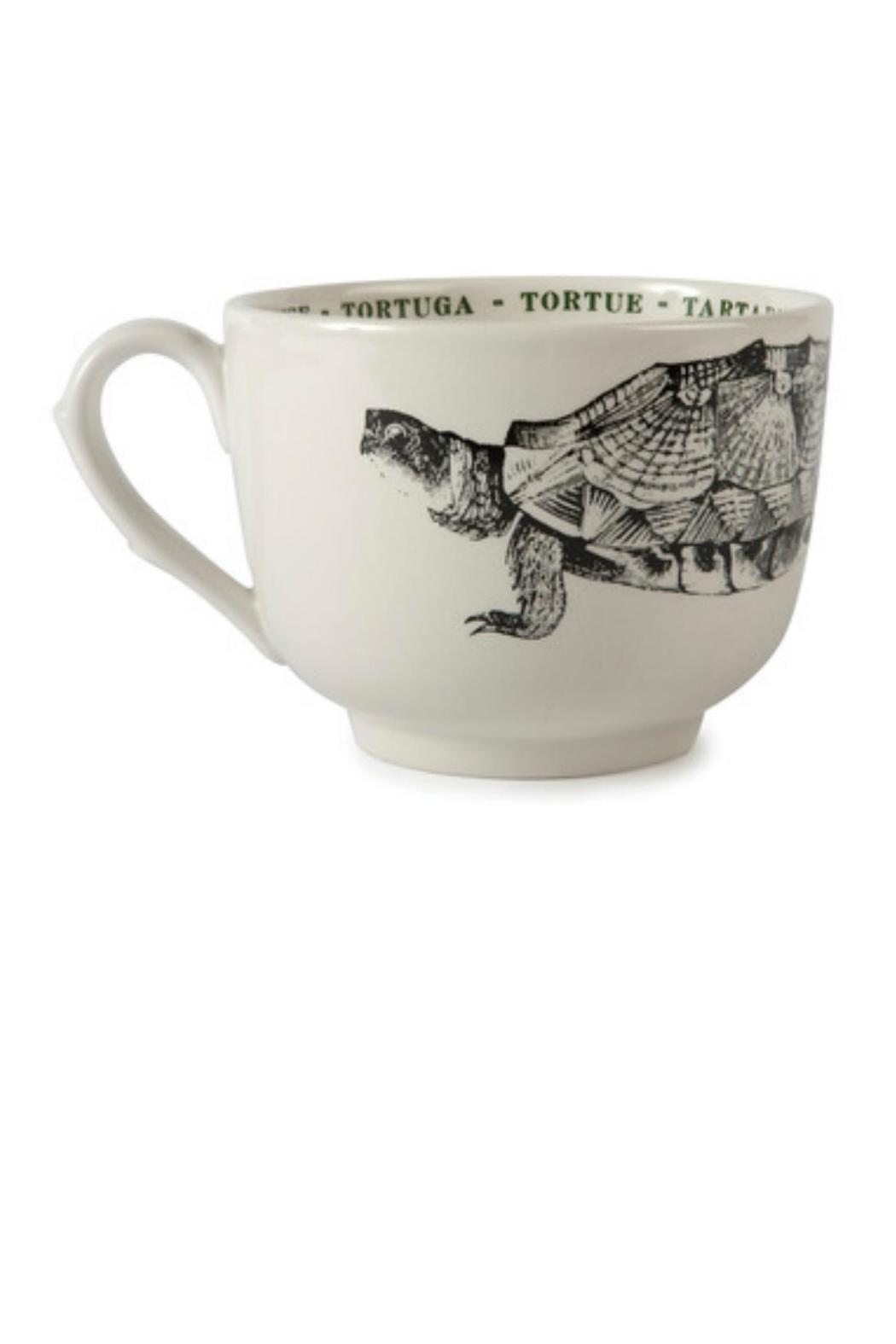 Sir/Madam Tortoise Fauna Cup - Front Cropped Image