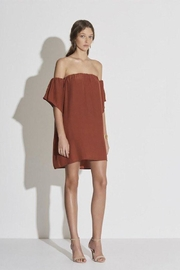 SIR the label Clo Off Shoulder Dress - Product Mini Image