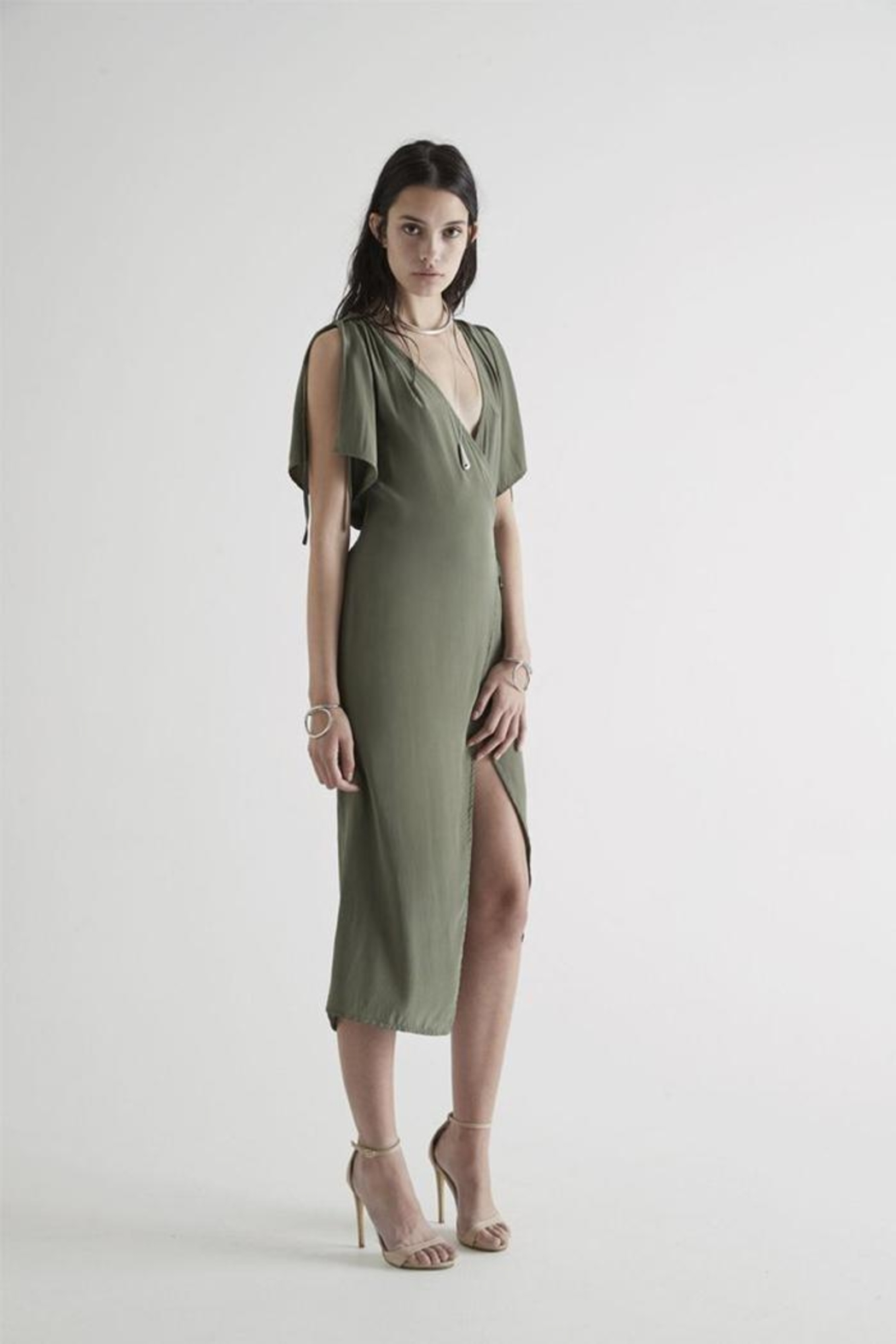 SIR the label June Wrap Dress - Main Image