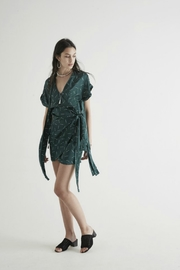 SIR the label Soraya Wrap Dress - Product Mini Image