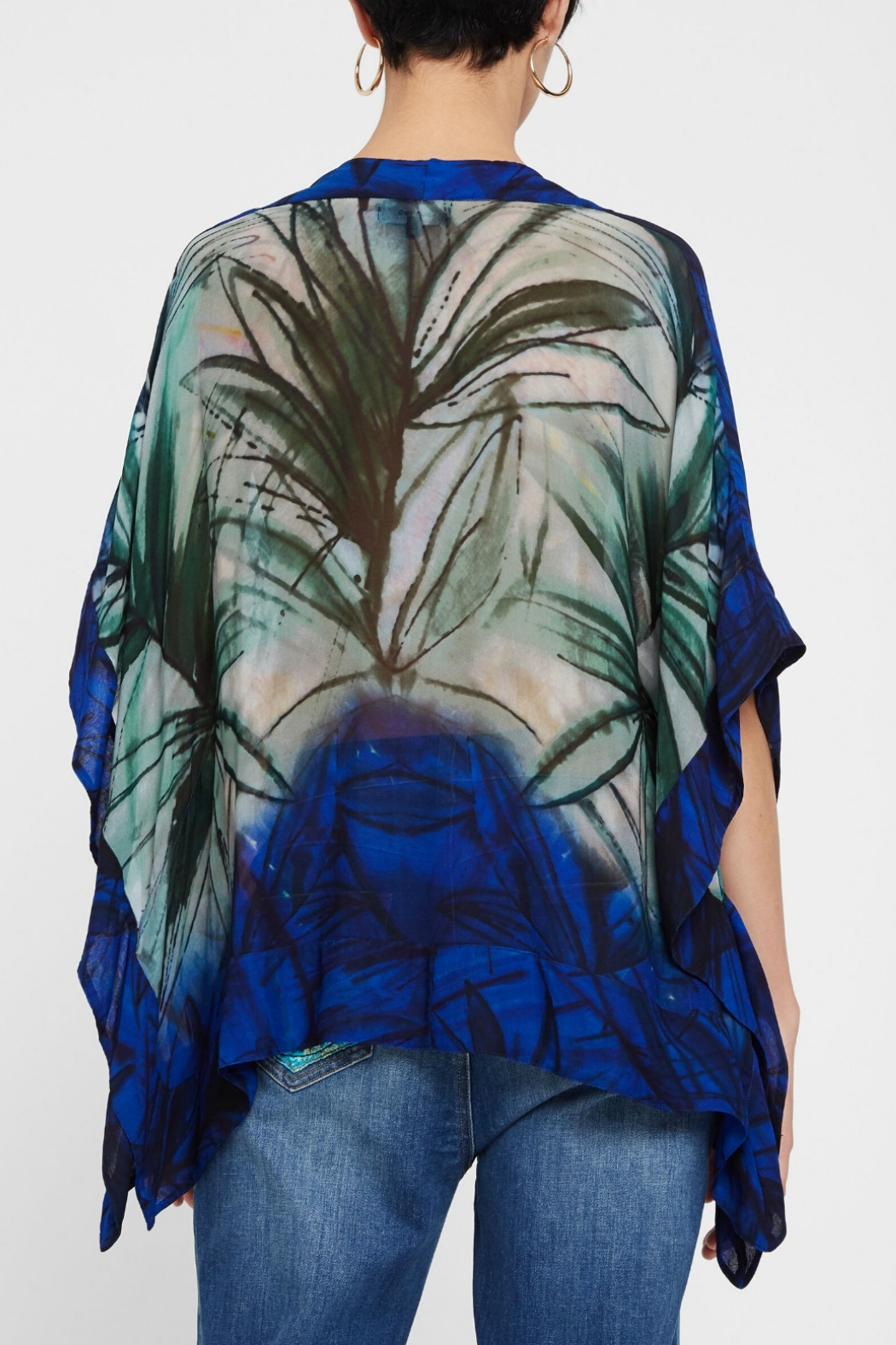 DESIGUAL Siracusa Blouse - Front Full Image
