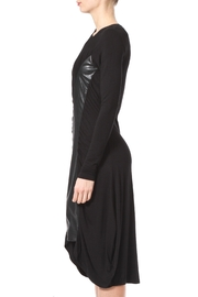 Madonna & Co Sirred Knit Midi - Front full body