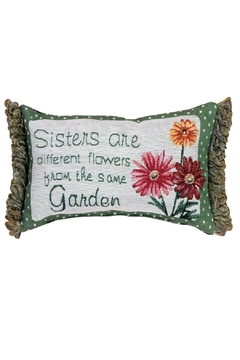 MWW Sister Word Pillows - Alternate List Image
