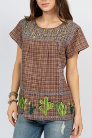 Sister Mary Lupita Top - Front cropped