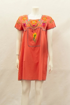 Sister Mary Mexican Dress - Product List Image