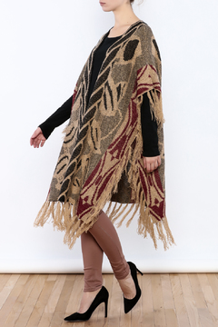 Shoptiques Product: Abstract Fringe Ruanna