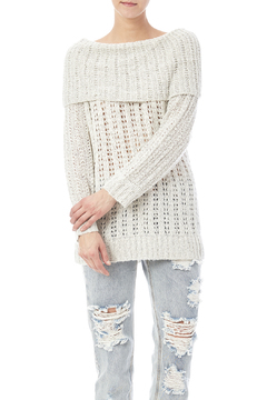 Shoptiques Product: Long Loose Sweater
